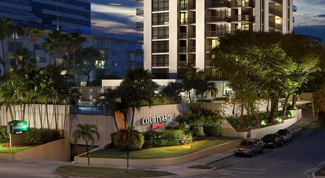 Courtyard by Marriott Miami Coconut Grove - 邁阿密 - 建築