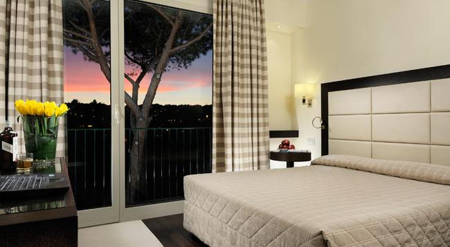 Hotel Villa Maria Regina - 羅馬 - 臥室