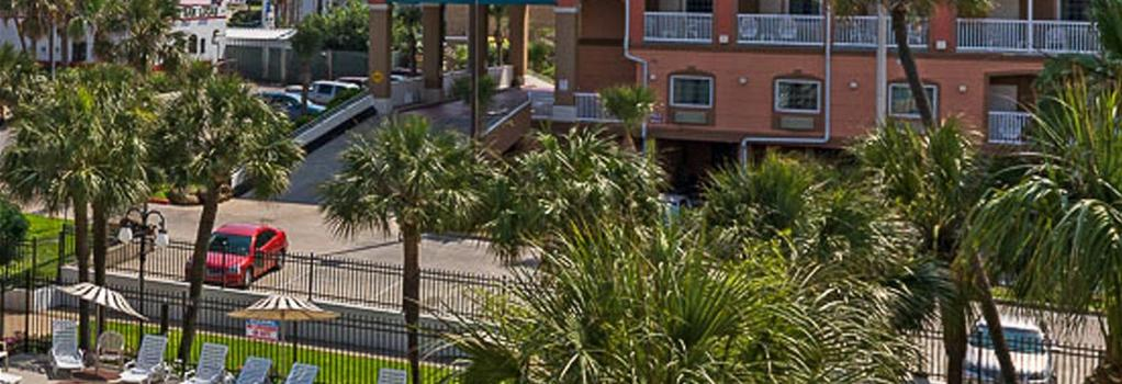 Quality Inn & Suites Beachfront - Galveston - 建築
