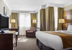 杜蘭戈康福特茵酒店及套房 - 杜蘭戈 - 臥室
