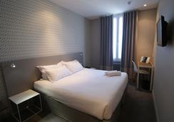 阿克羅波利斯酒店 - Boulogne-Billancourt - 臥室