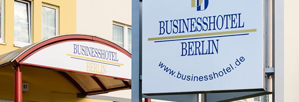 Businesshotel Berlin - 柏林 - 建築