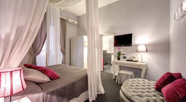 Residenza Bourbon - 羅馬 - 臥室