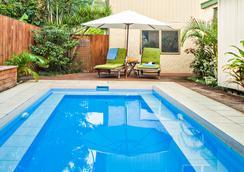 庫克斯綠洲假日別墅酒店 - Rarotonga - 游泳池