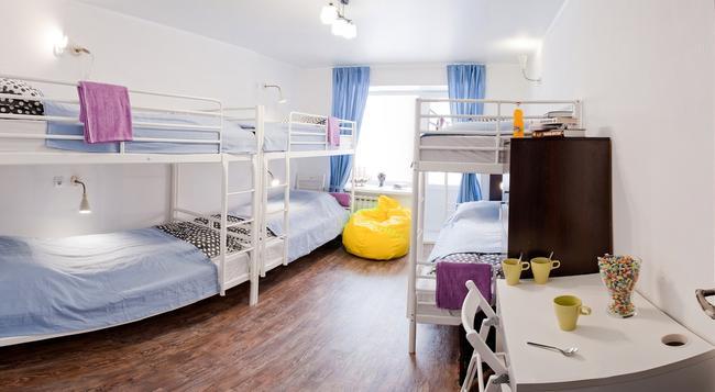 Athens Hostel - Tomsk - 臥室