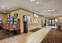 拉斯維加斯威爾德西賭博大廳戴斯酒店 - 拉斯維加斯 - 大廳