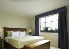 迪維荷蘭村海灘度假酒店 - 奧臘涅斯塔德 - 臥室
