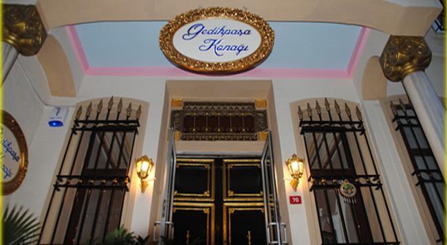 Hotel Gedik Pasa Konagi - 伊斯坦堡 - 建築