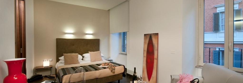 Residenza Ludovisi - 羅馬 - 臥室