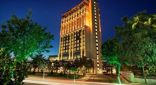 DoubleTree by Hilton Hotel Malatya - 馬拉蒂亞 - 室外景