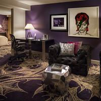 Hard Rock Hotel Palm Springs Living Area