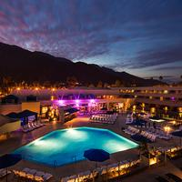 Hard Rock Hotel Palm Springs Outdoor Pool
