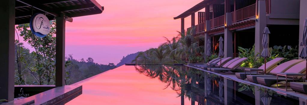 Avista Hideaway Phuket Patong- MGallery by Sofitel - 巴東 - 游泳池