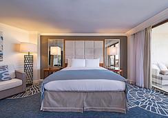 那不勒斯格蘭德海灘度假酒店 - 拿坡里 - 臥室