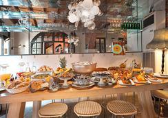 伯瑞拉梅森酒店 - 米蘭 - 餐廳