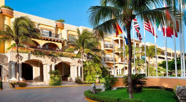 Gran Porto Real Resorts & Spa - Playa del Carmen - 建築