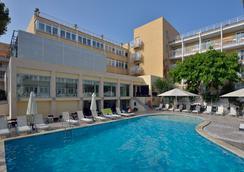 伊斯帕尼亞酒店 - 帕爾馬 - 游泳池