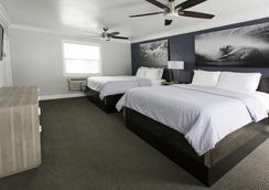 海灘天堂酒店 - 聖地亞哥 - 臥室
