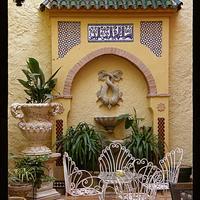 Hotel San Gabriel Patio