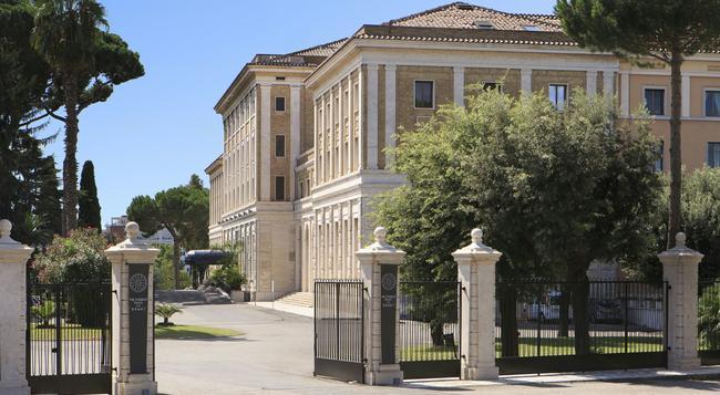 The Church Palace - 羅馬 - 建築