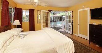 拉道慈維他渡假飯店及水療中心 - 男同志穿著隨意 - Palm Springs - 臥室