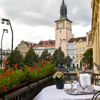 Pachtuv Palace Balcony