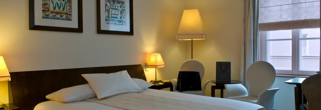 Mamaison Hotel Le Regina Warsaw - 華沙 - 臥室