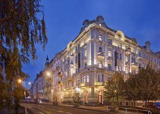 布拉格河畔馬梅森酒店