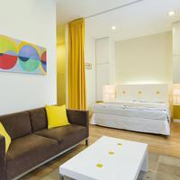Mamaison Residence Sulekova Bratislava Living Area