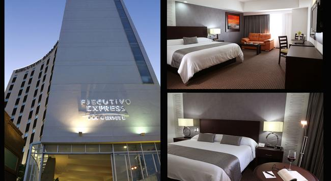 Hotel Ejecutivo Express - 瓜達拉哈拉 - 建築