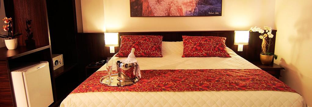 Bogari Hotel - 福斯的伊瓜蘇 - 臥室