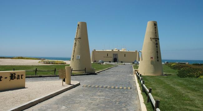 Hotel Fortaleza do Guincho Relais & Chateaux - 卡斯卡伊斯 - 建築