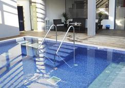 諾蒂卡酒店 - 帕爾馬 - 游泳池