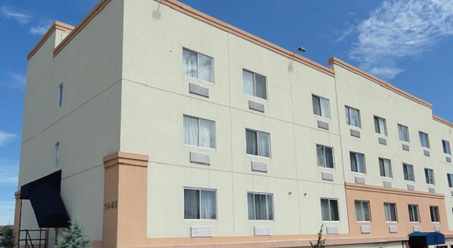 Sheridan Hotel - 布朗克斯 - 建築