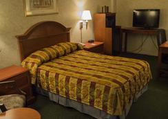 曼哈頓中城旅遊酒店 - 紐約 - 臥室