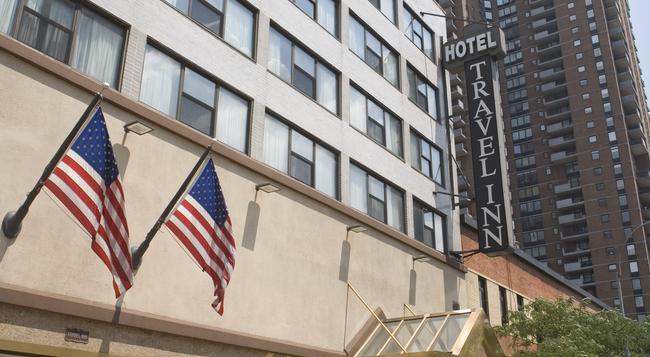 Travel Inn Hotel - 紐約 - 建築