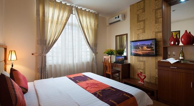 Brandi Hanoi Hotel - 河內 - 臥室