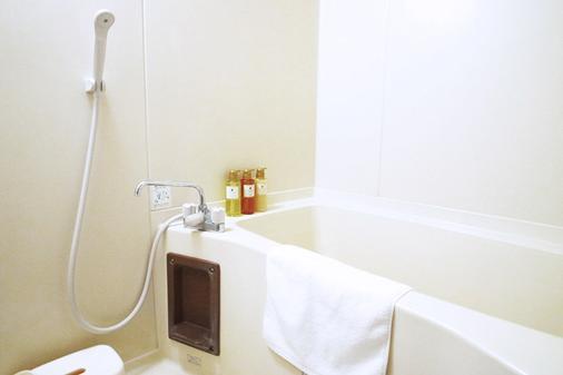 大手前住宿酒店 - 大阪 - 浴室