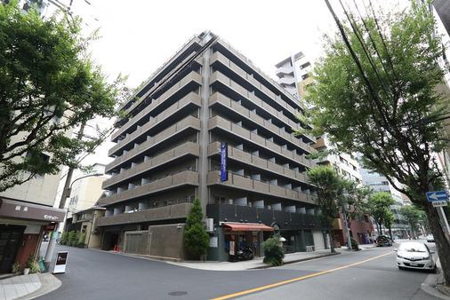大手前住宿酒店 - 大阪 - 建築