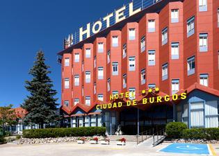 楚達德布爾戈斯酒店