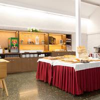 Hotel Sercotel Ciudad De Burgos Breakfast Area