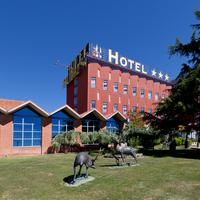 Hotel Sercotel Ciudad De Burgos Garden
