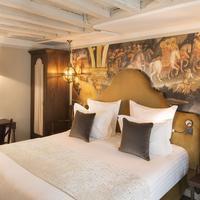 Hôtel Da Vinci & Spa Guest room