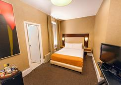 阿姆斯特丹科特酒店 - 紐約 - 臥室