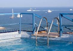 堂吉訶德酒店 - 伊維薩鎮 - 游泳池