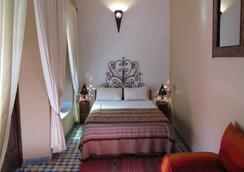 里亞德達爾塔姆裡旅館 - 馬拉喀什 - 臥室