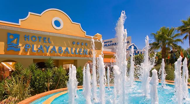 Playaballena Spa Hotel - 羅塔 - 建築