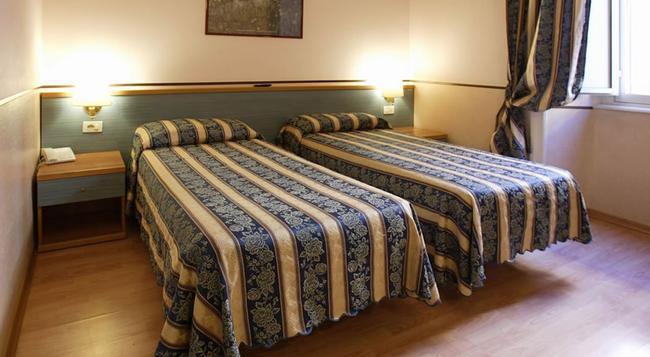 Hotel Lazzari - 羅馬 - 臥室