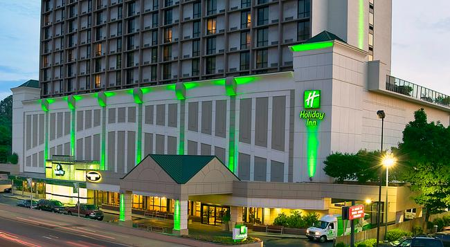 Holiday Inn National Airport/Crystal City - 阿林頓 - 建築