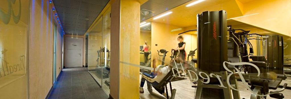 Arli Hotel Business and Wellness - 貝加莫 - 建築